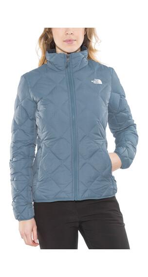 The North Face Peakfrontier Zip-In Reversible Jas Dames blauw